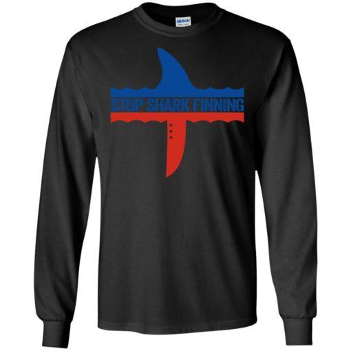 Stop Shark Finning shirt - image 798 510x510