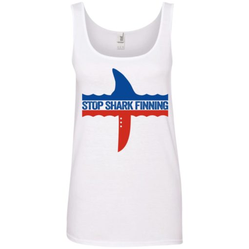 Stop Shark Finning shirt - image 801 510x510