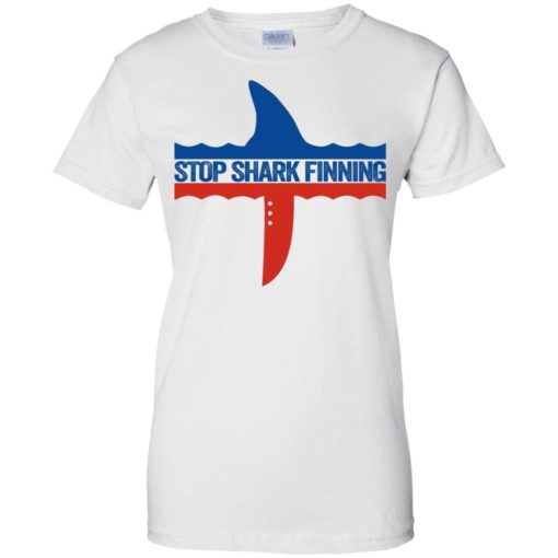 Stop Shark Finning shirt - image 803 510x510
