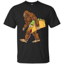 Bigfoot Carrying Taco shirt - image 108 247x247