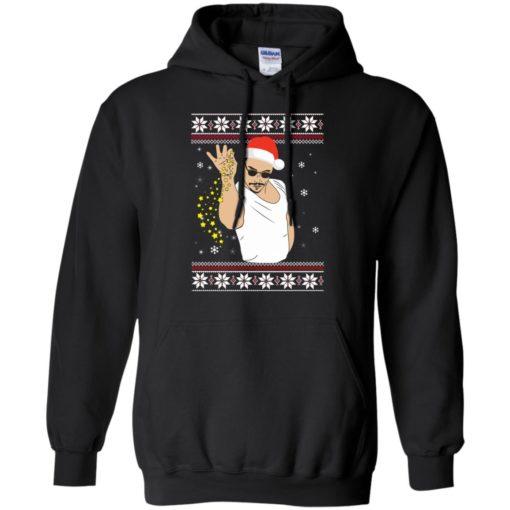 Salt Bae Christmas sweatshirt shirt - image 1217 510x510