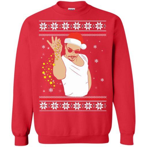 Salt Bae Christmas sweatshirt shirt - image 1220 510x510