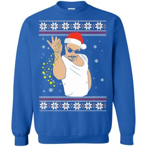 Salt Bae Christmas sweatshirt shirt - image 1222 510x510
