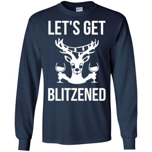 Let's get Blitzened Christmas sweater shirt - image 1276 510x510