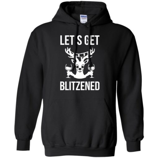 Let's get Blitzened Christmas sweater shirt - image 1277 510x510