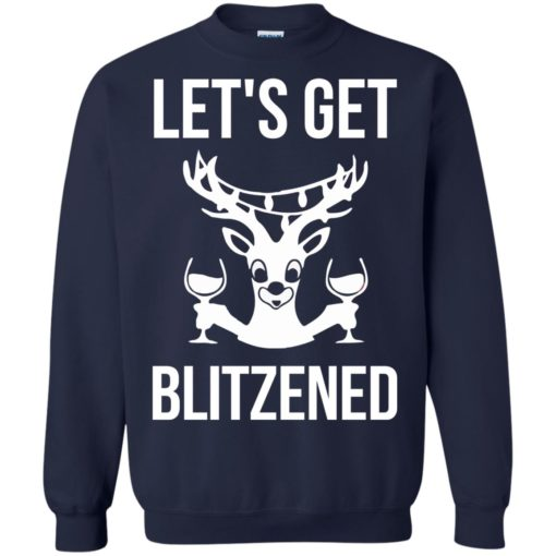 Let's get Blitzened Christmas sweater shirt - image 1279 510x510
