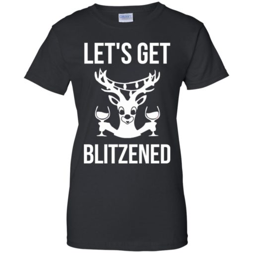 Let's get Blitzened Christmas sweater shirt - image 1283 510x510