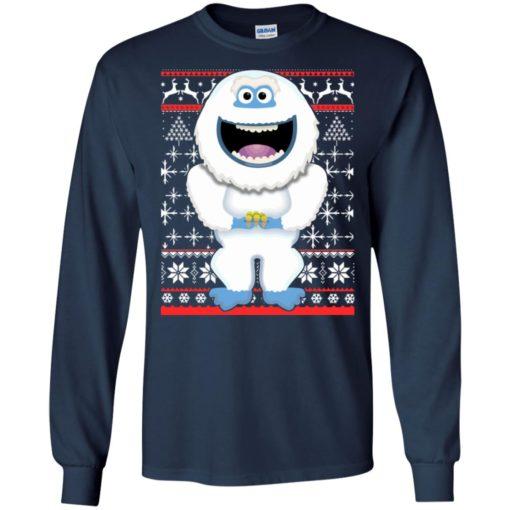 Abominable Snowman Christmas sweater shirt - image 1326 510x510