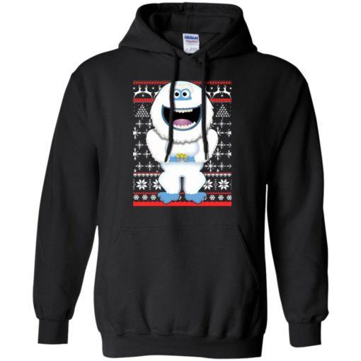Abominable Snowman Christmas sweater shirt - image 1327 510x510