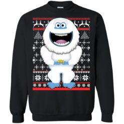 Abominable Snowman Christmas sweater shirt - image 1328 247x247