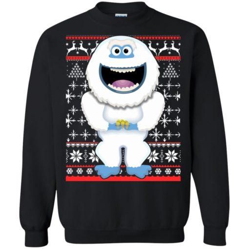 Abominable Snowman Christmas sweater shirt - image 1328 510x510