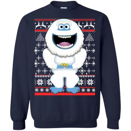 Abominable Snowman Christmas sweater shirt - image 1329 510x510