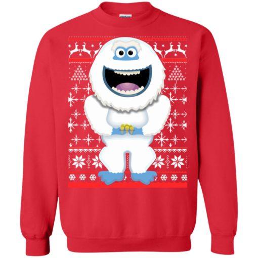 Abominable Snowman Christmas sweater shirt - image 1330 510x510