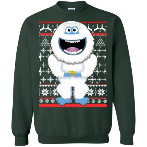 Abominable Snowman Christmas sweater shirt - image 1331 510x510