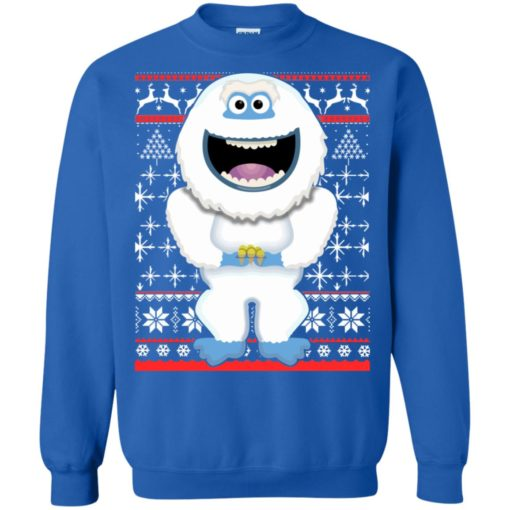 Abominable Snowman Christmas sweater shirt - image 1332 510x510