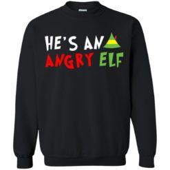 Buddy Christmas Sweater He's An Angry ugly sweatshirt shirt - image 1348 247x247