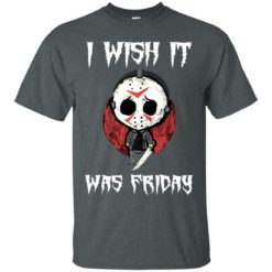 Jason I wish it was friday shirt - image 1464 247x247