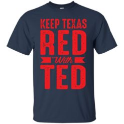Keep texas red with ted shirt - image 1508 247x247