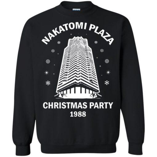 Nakatomi Christmas Party 1988 Ugly Christmas Sweater shirt - image 181 510x510