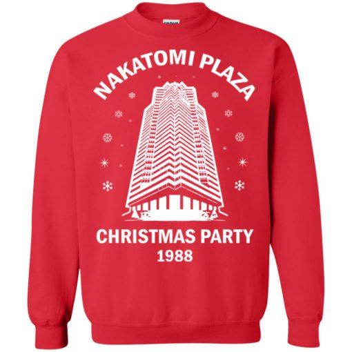 Nakatomi Christmas Party 1988 Ugly Christmas Sweater shirt - image 183 510x510