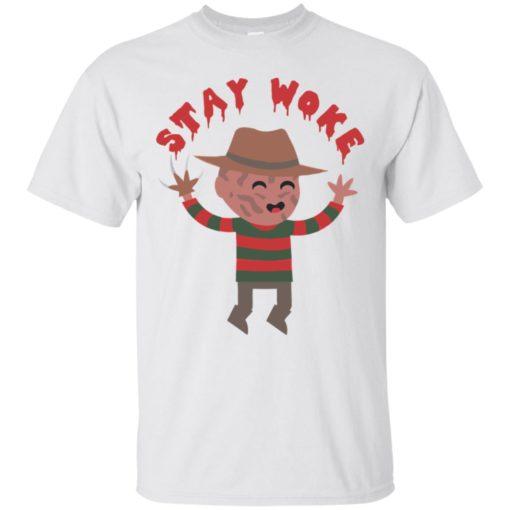 Freddy Krueger stay woke shirt - image 1831 510x510