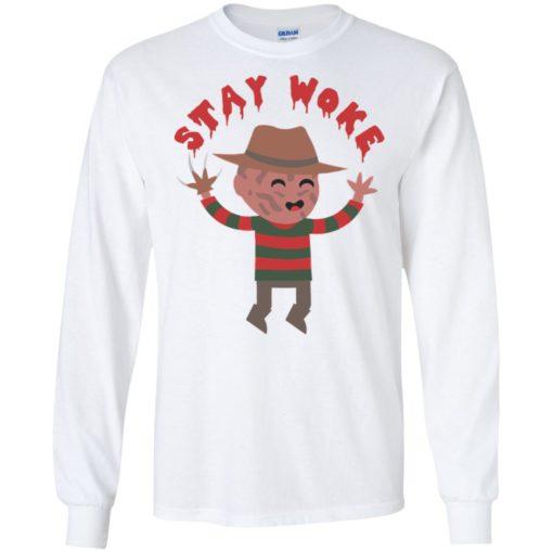 Freddy Krueger stay woke shirt - image 1833 510x510