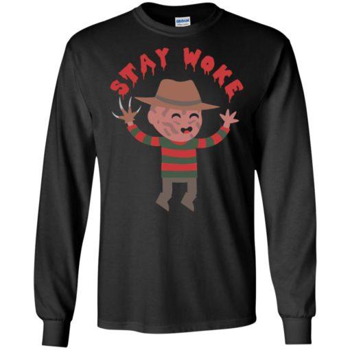 Freddy Krueger stay woke shirt - image 1834 510x510