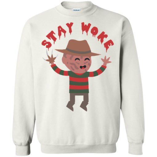 Freddy Krueger stay woke shirt - image 1836 510x510