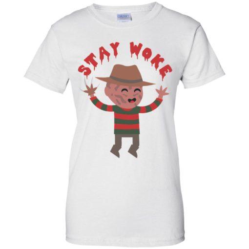 Freddy Krueger stay woke shirt - image 1838 510x510