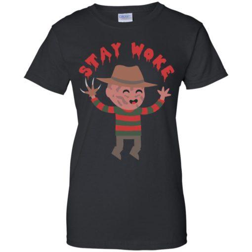 Freddy Krueger stay woke shirt - image 1839 510x510