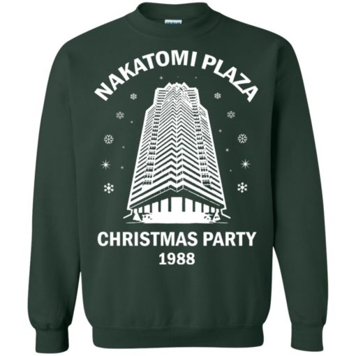 Nakatomi Christmas Party 1988 Ugly Christmas Sweater shirt - image 184 510x510