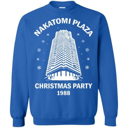 Nakatomi Christmas Party 1988 Ugly Christmas Sweater shirt - image 185 510x510