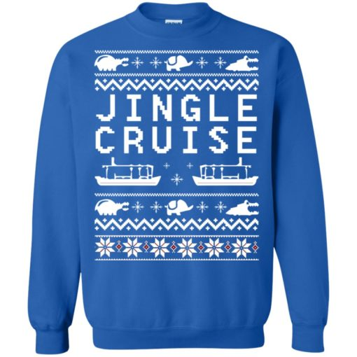 Jingle Cruise Ugly Sweater shirt - image 235 510x510