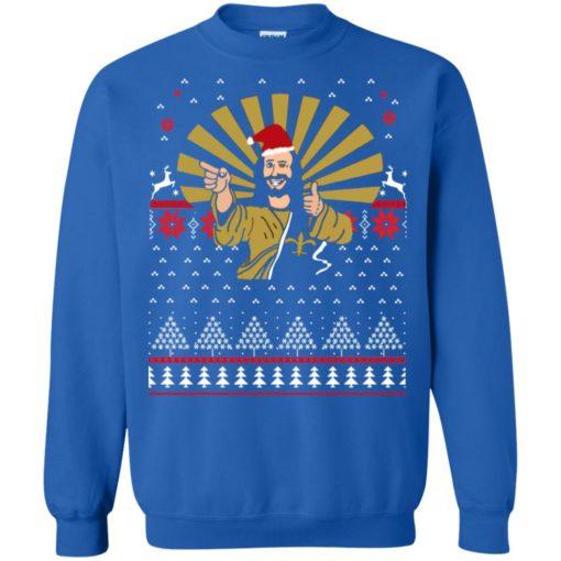 Jesus Santa Ugly Christmas sweater shirt - image 3259 510x510
