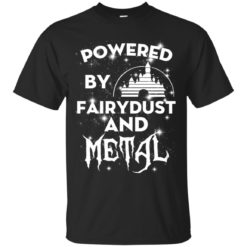 Powered by fairydust and metal shirt - image 3514 247x247