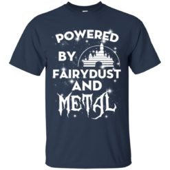 Powered by fairydust and metal shirt - image 3515 247x247