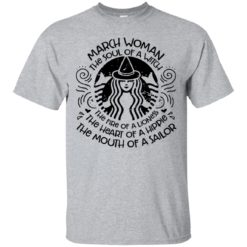 March woman the soul of a witch shirt - image 3731 247x247