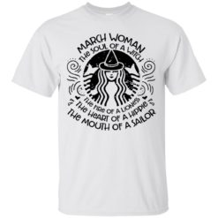 March woman the soul of a witch shirt - image 3732 247x247