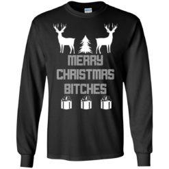 Deer Merry Christmas Bitches Christmas Sweatshirt shirt - image 4249 247x247
