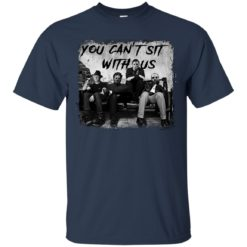 Jason Michael Freddy Leatherface you can't sit with us shirt - image 4289 247x247