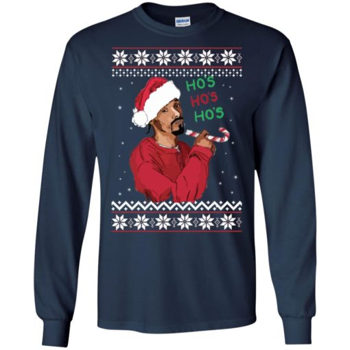 Snoop Dogg Ho's Christmas Sweater shirt - image 4390 510x510