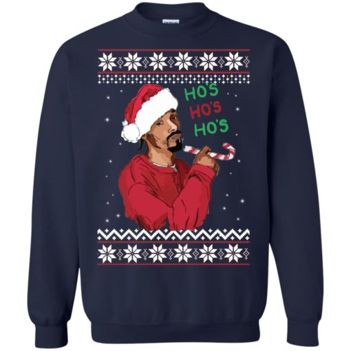 Snoop Dogg Ho's Christmas Sweater shirt - image 4393 510x510