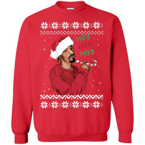 Snoop Dogg Ho's Christmas Sweater shirt - image 4394 510x510