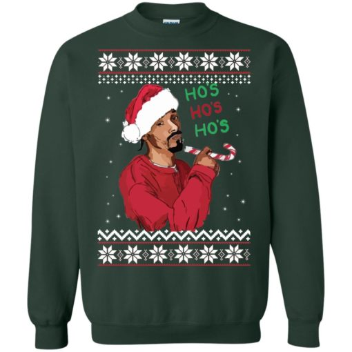 Snoop Dogg Ho's Christmas Sweater shirt - image 4395 510x510