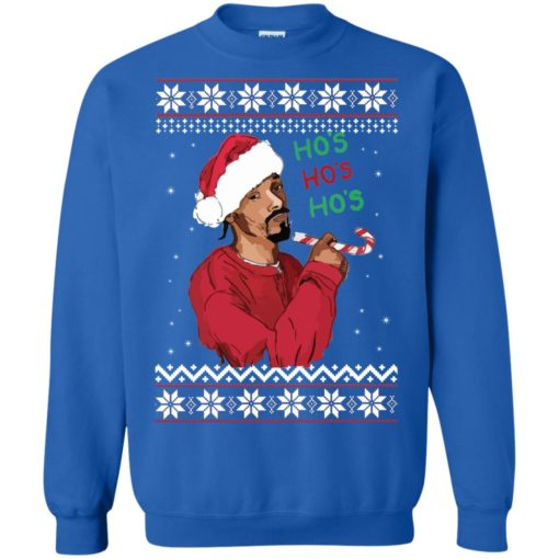 Snoop Dogg Ho's Christmas Sweater shirt - image 4396 510x510