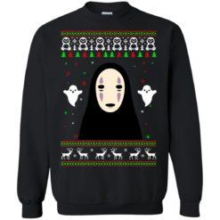 No face Christmas sweater shirt - image 4412 247x247