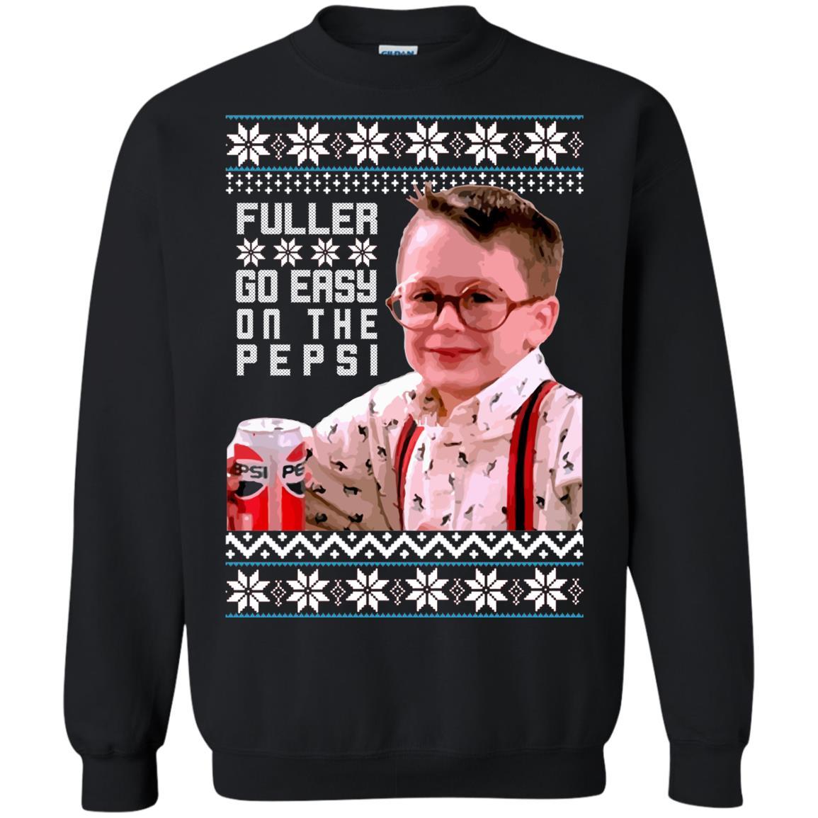 sweet christmas luke cage sweatshirt shirt image 4442 510x510