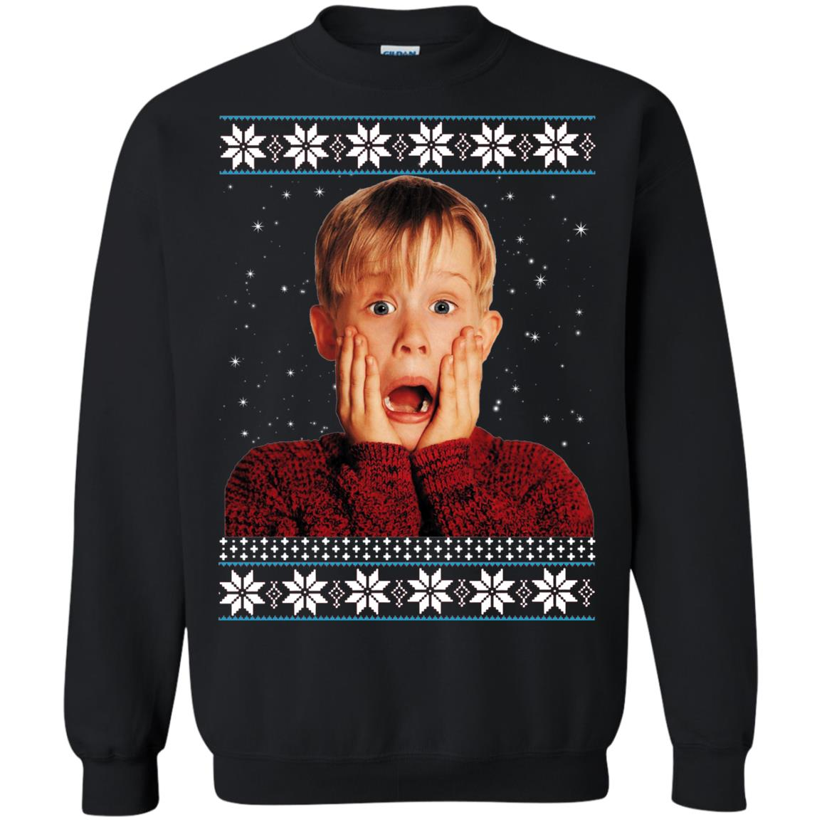 Home Alone Kevin Mccallister Sweater Hoodie Long Sleeve