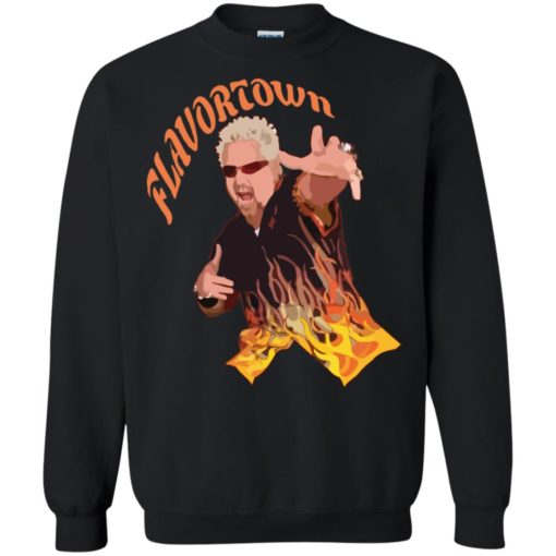 Flavortown Christmas Sweater shirt - image 4522 510x510