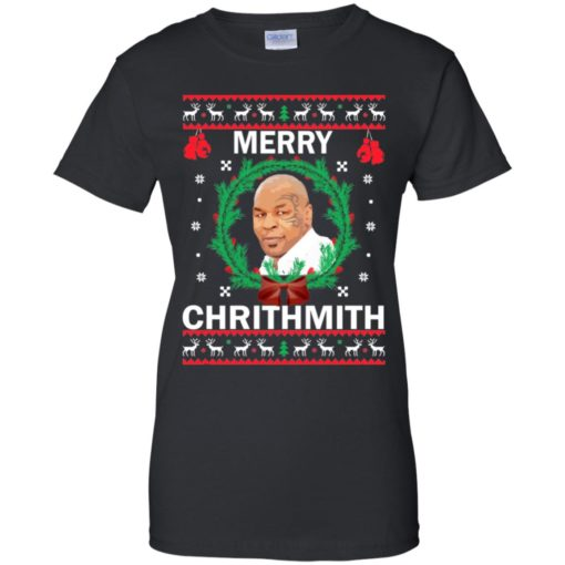 Mike Tyson Merry Christmas sweater shirt - image 4567 510x510